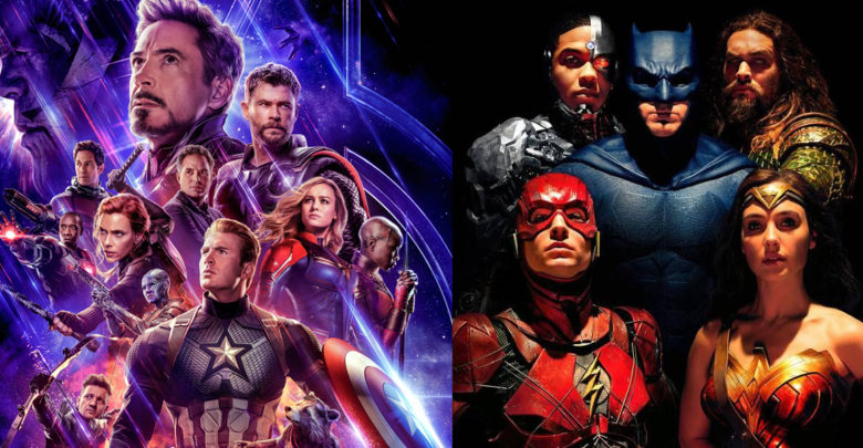 Marvel Dc Filme