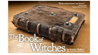 """Photo of From the Archives: """"The Book of Witches"""""""