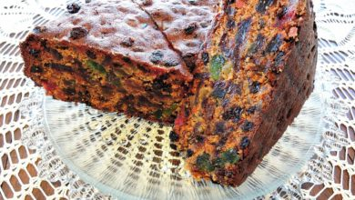 Photo of Marble Pedestal: Fruitcake