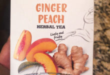 Photo of Spill the Tea: President's Choice Ginger Peach Herbal Tea