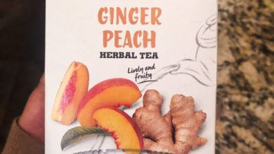 Photo of Spill the Tea: President's Choice Ginger Peach Herbal Tea