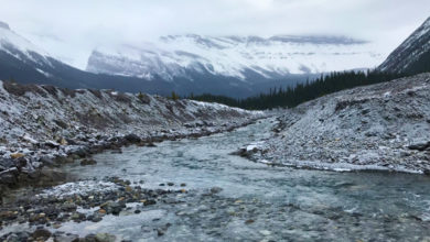 Photo of U of A research examines effect of melting glaciers on our drinking water