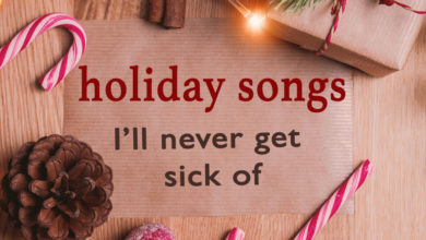 Photo of Top 5: Holiday songs I'll never get sick of
