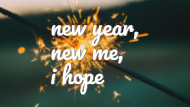 Photo of Playlist: New Year, New Me, I hope