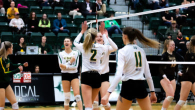 Photo of Photos: Pandas Volleyball (January 24, 2020)