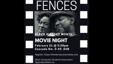 Photo of Black Graduate Student Association celebrates Black History Month with screening of Fences