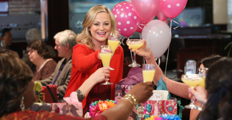 Parks and recreation leslie knope galentines day