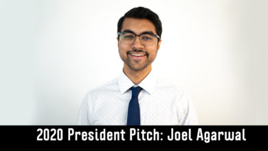 Photo of 2020 Presidential Candidate Pitch: Joel Agarwal