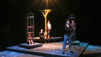 Photo of Review: U of A New Works Festival (Night A)