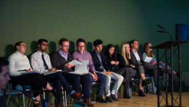 Photo of SU Elections 2020 SUBStage Forum 1 Recap