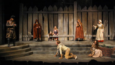 "Photo of Theatre Review: Studio Theatre's ""Shakespeare's Dog"""