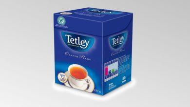 Photo of Spill the Tea: Tetley's Orange Pekoe