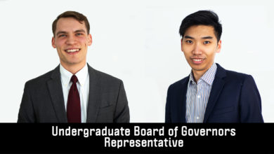 Photo of SU Elections 2020 Q&A: Undergraduate Board of Governors Representative