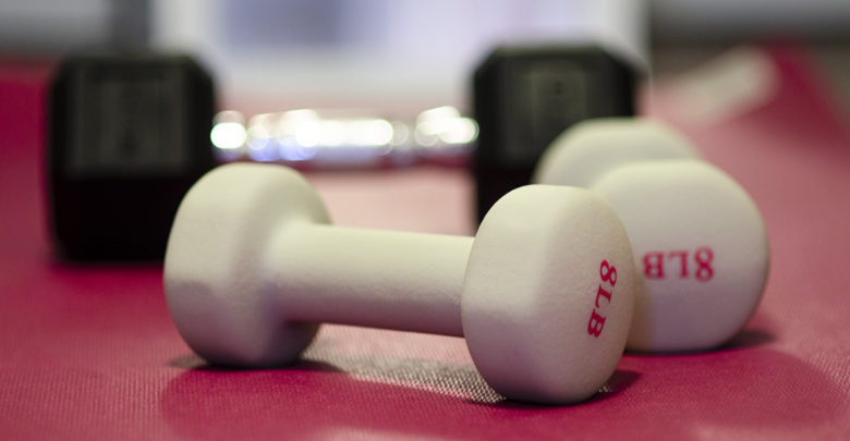 hand weights dumbbells