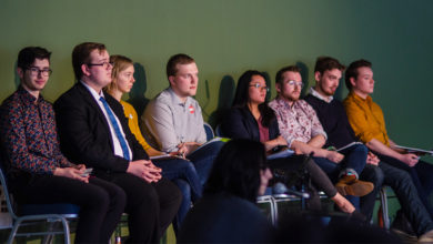 Photo of SU Elections 2020 SUBStage Forum 2 Recap