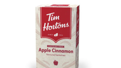Photo of Spill the Tea: Tim Horton's Apple Cinnamon