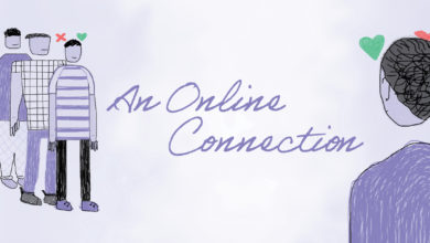 Photo of An online connection