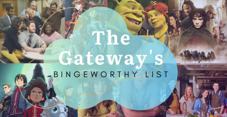 bingeworthy list tv show and movies