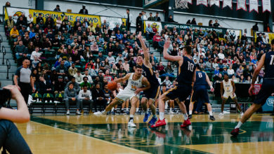 Photo of Photos: Golden Bears Basketball (February 29, 2020)