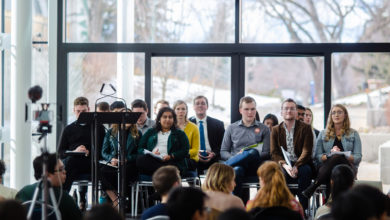 "Photo of SU Elections 2020 ""Myer Horowitz"" Forum Recap"