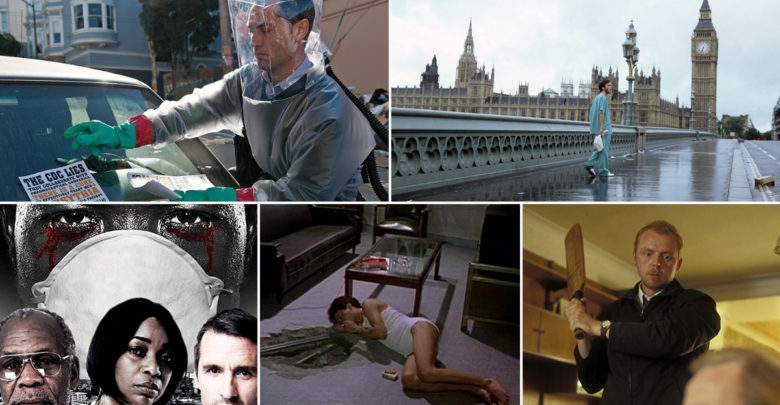 top 5 pandemic movies