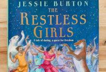 """Photo of Book Review: Jessie Burton's """"The Restless Girls"""""""