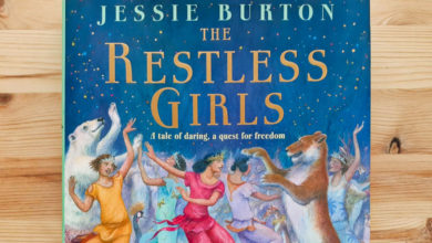 "Photo of Book Review: Jessie Burton's ""The Restless Girls"""