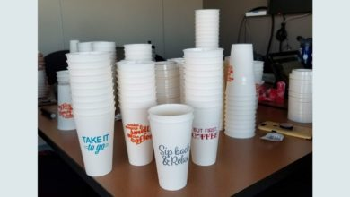 Photo of Engineering Students' Society creates reusable mug share to reduce single-use waste on campus