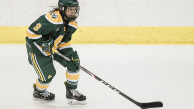 Photo of Autumn MacDougall becomes first-ever Pandas Hockey player drafted to NWHL