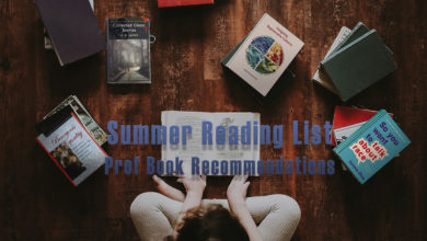 Photo of Summer Reading List: Prof Book Recommendations