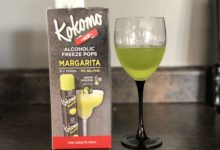 Photo of The First Time: Kokomo Margarita Ice Pops