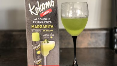 Photo of The First Time: Kokomo Margarita Ice Pops