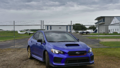 Photo of Car Review: Subaru WRX STi