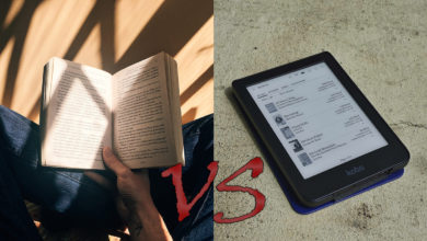 Photo of Point/Counterpoint: Books versus E-readers