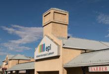 Photo of Marble Pedestal: Edmonton libraries