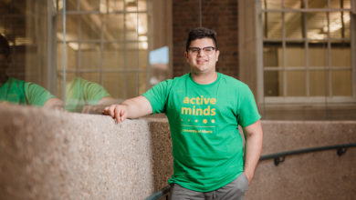 Photo of U of A student group Active Minds creates app for easy access to mental health resources