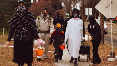 Photo of Photostory: Theatre Garage's Reverse Trick-or-Treat