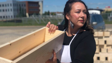 Photo of Indigenous U of A Law student achieves dream of attending UN
